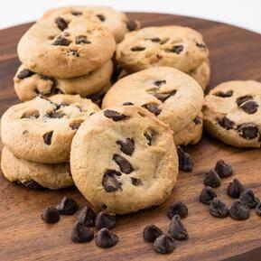 gluten free chocolate chip cookies davids cookies