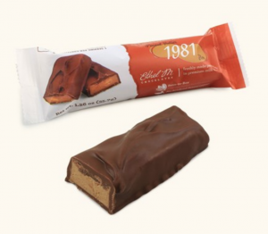 1981 peanut butter bar