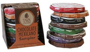 vegan chocolate mexicano taza