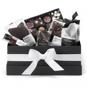 All Dark Vegan Dark Chocolate Hamper