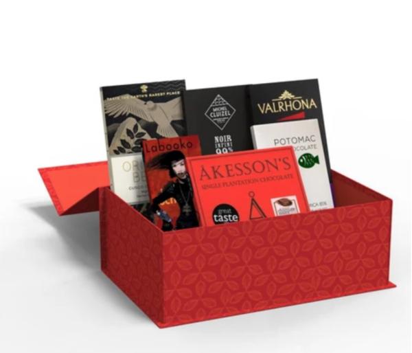 Vegan Craft Dark Chocolate Gift Box