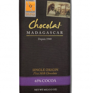 Chocolat Madagascar Milk Chocolate Bar 65