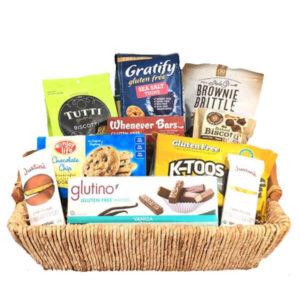Favorite Gluten-Free Gift Basket