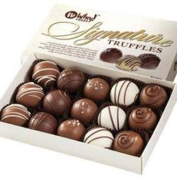 Vegan Gluten-Free Chocolate Truffles