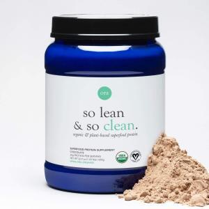 Ora Organic Chocolate Vegan Protein Powder