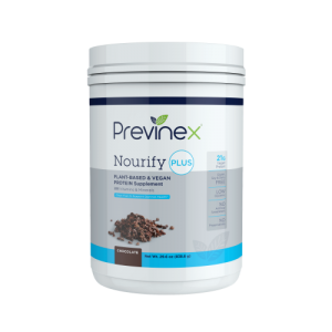 Previnex Vegan Chocolate Protein Powder