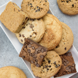gluten free nut free cookies brownies davids