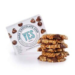 dark chocolate chip yes bar vegan gluten free