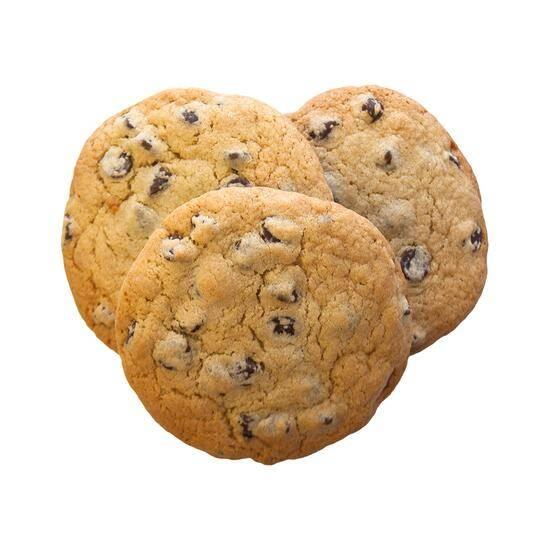 gluten free chocolate chip cookies 9 count davids