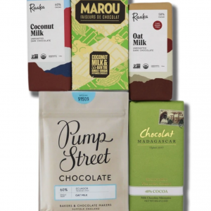 vegan milk chocolate bundle gift