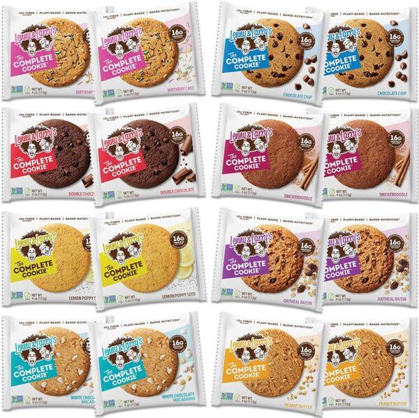 vegan chocolate cookie variety pack