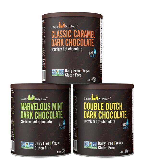 vegan gluten free hot chocolate variety pack